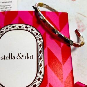 """🕉 NEW """"stella & dot"""" BANGLE"""
